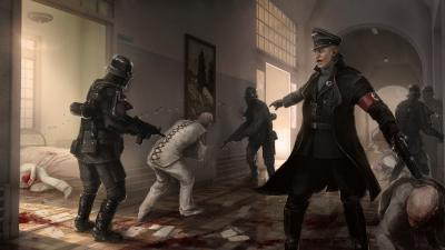 Machine Games подумывает о сиквеле Wolfenstein: The New Order