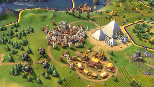 10 фактов о Sid Meier's Civilization VI