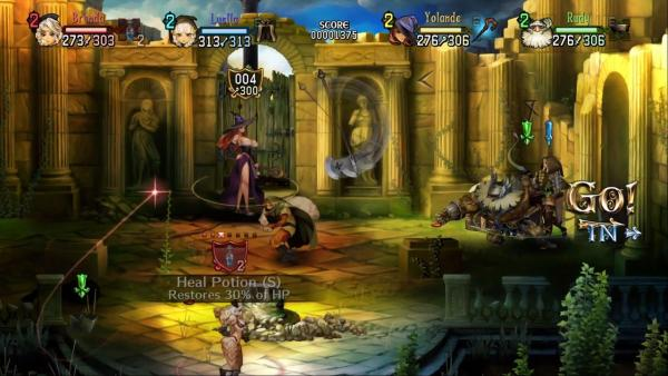 Обзор Dragon's Crown
