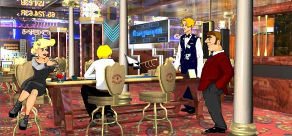 Прохождение арчи баррел дело n 2.казино golden palace игровые автоматы игра odissey