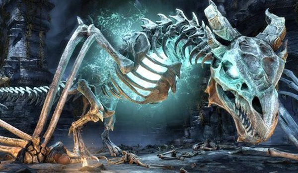 Подробности DLC Dragon Bones для TES Online